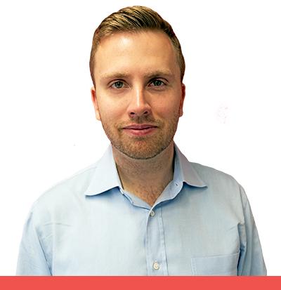 Joe Davy, CEO