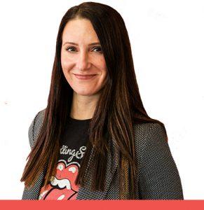 Rachel Goldstein, VP of Marketing